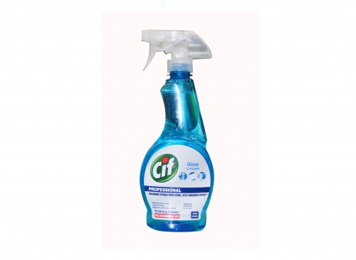 CIF Spray Window Cleaner 520 ml ( for 12 pcs.)