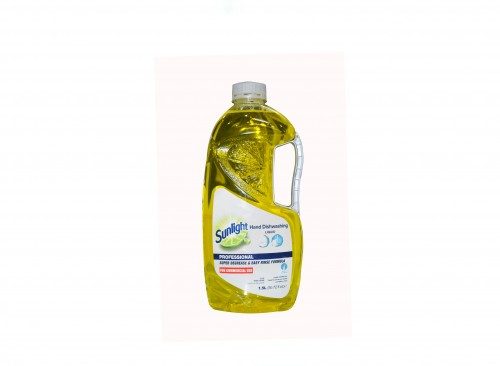 KITCHEN CARE - Sunlight Dishwashing Detergent 1.5 L (for 9 pcs)