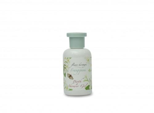 Flower Heritages : Frangipani - Bath & Shower Gel 30 ml