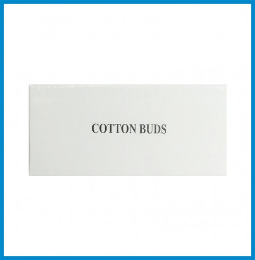 Cotton Buds in Box 4's