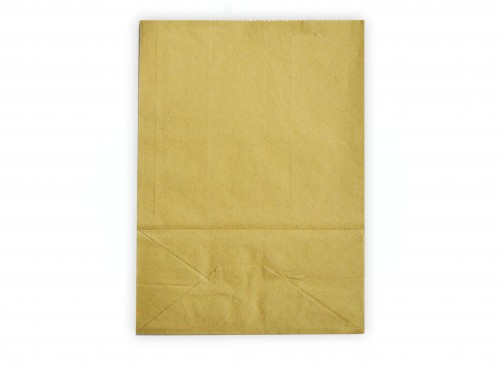 Brown Paper Kraft Bag #45 - 500 pcs/bale