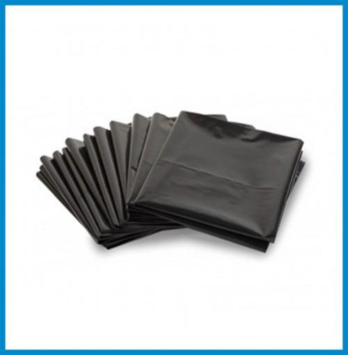 Garbage Bag Medium Clear - 100 pcs / bag