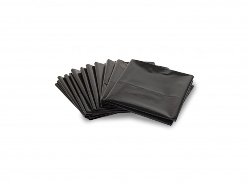 Garbage Bag 30x37 inches Large - ( Black) 100 pcs / bag