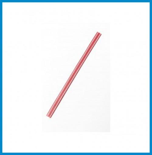 Stirrer-Coffee Striped Red for 1 Kilo