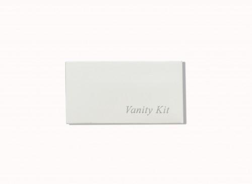 Vanity Kit in Box - 1 Cotton buds (2's) 2 Cotton balls