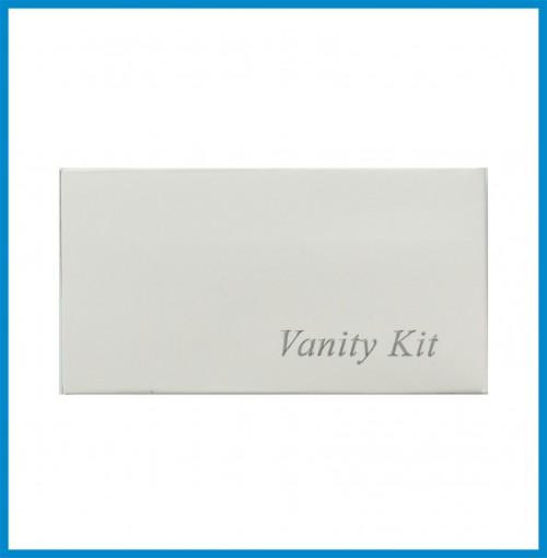 Vanity Kit in Box - 1 Cotton buds (4's) 1 Emery board