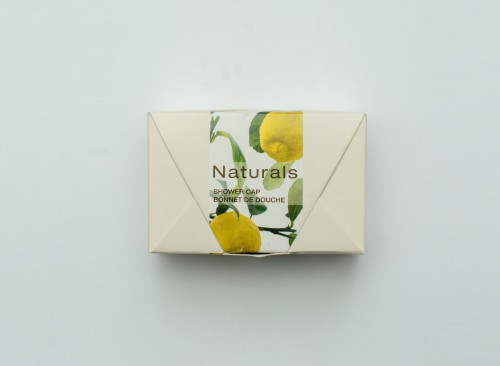 Naturals  - Shower Cap in Envelop Shaped Cardboard