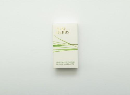 Pure Herbs - Shoe Polish Sponge