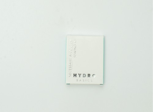 Hydro Basic  -Sewing Kit in Rectangular Card Box