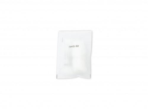 Vanity Kit in Eva Plastic - 1 Cotton Buds (3's) 2 Cotton balls