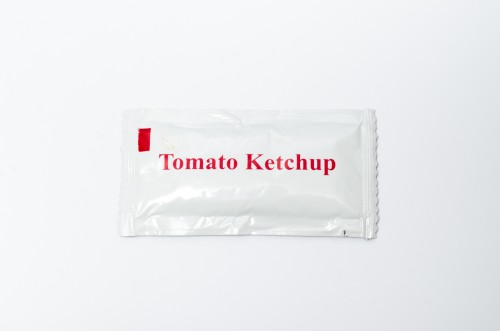 Tomato Catsup in Foil 10g for 200 pcs.