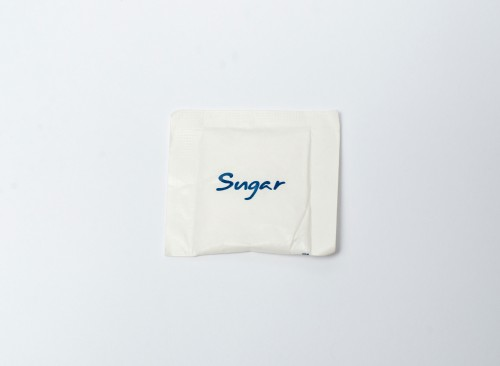 White Sugar Sachet 7g for 100 pcs.