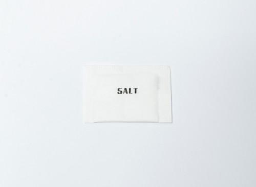 Salt Packets 1g - for 100 pcs.