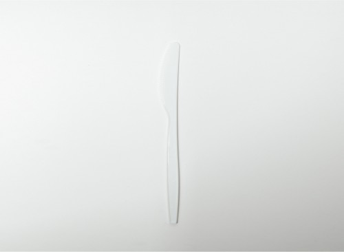 Disposable Knife-White Color