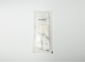 Essential Kit - 2 pcs. Toothbrush White & 1 tooth paste sachet