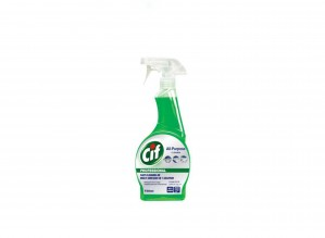 SURFACE CARE - CIF Pro All Purpose Cleaner 520 ML (for 12 pcs)