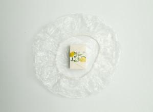 Naturals  - Shower Cap in Envelop Shaped Cardboard