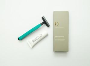 Oxygen - Shaving Kit