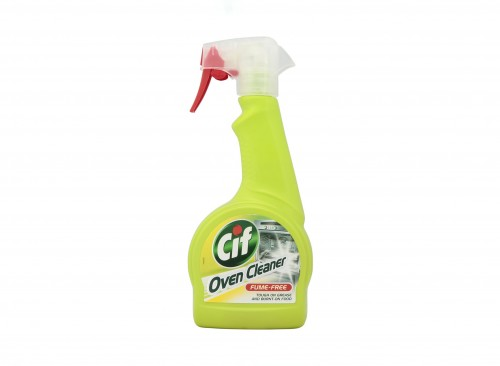 CIF Oven Cleaner 500 ml ( for 6 pcs.)