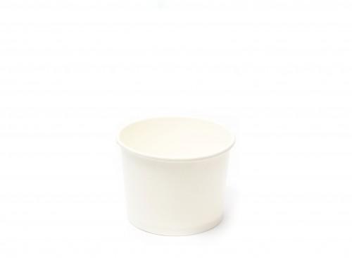Paper Bowl Plain 220 cc - for 1,000 pcs/case