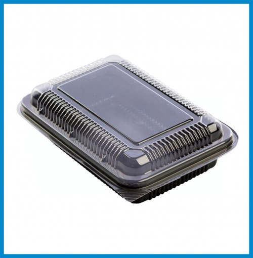 """Bento Boxes - Rectangular with lid ( 7"""" x 5"""" x1.5"""" ) - for 800 pcs/case"""