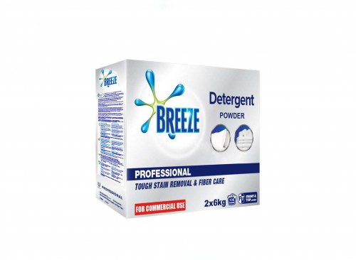 LAUNDRY CARE - Breeze Detergent Powder 12 KG