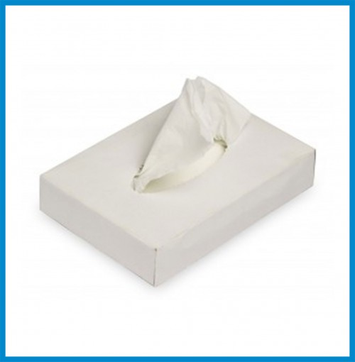 Tissue - Facial in Box for 72 pack