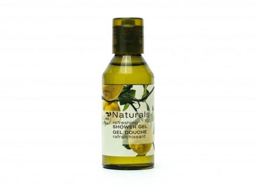 Naturals - Shower Gel 30 ml Flip Cap