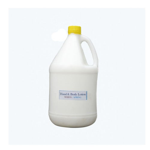 Hand & Body Lotion (White Spring)