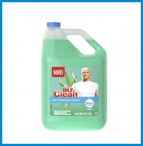 Multi Surface Cleaner Meadows & Rain (Price per Case = 4 Gallons)