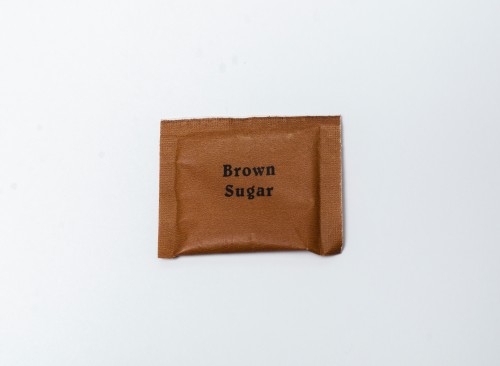 Brown Sugar Sachet 7 g for 100 pcs