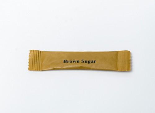 Brown Sugar Stick Type 5g for 100 pcs.